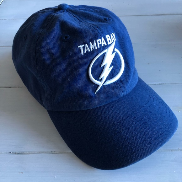 best website 9f4c8 0ac20 new style tampa bay lightning baseball cap by 47 4e14b fd0fb
